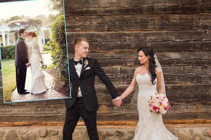 Встреча жениха и невесты без выкупа
