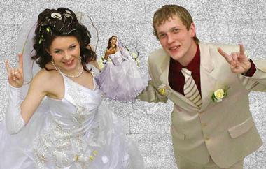 Как вести себя невесте на свадьбе?