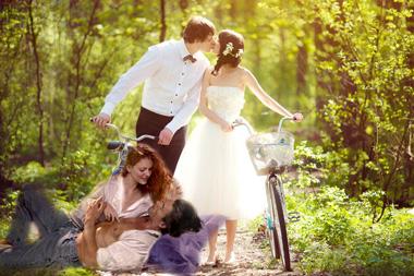 Как отметить свадьбу вдвоем?