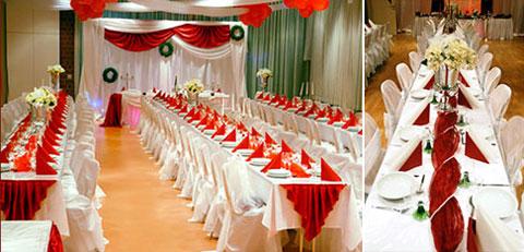 Какие материалы для украшения свадьбы выбрать?