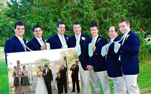 Нюансы европейской свадьбы