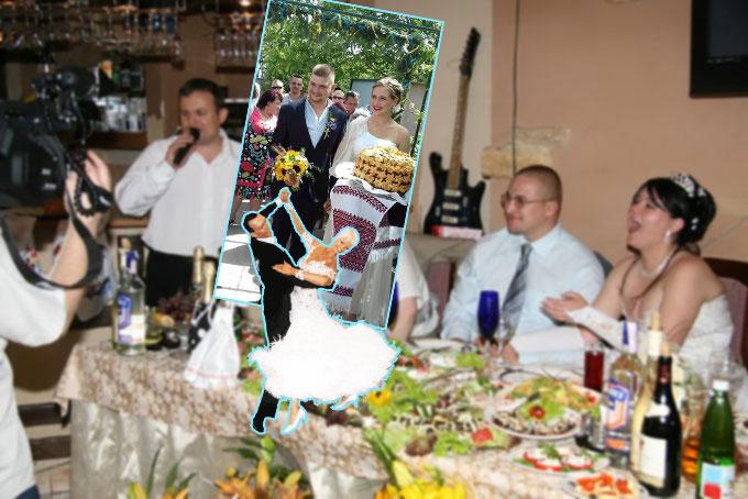 Организация скромной свадьбы дома