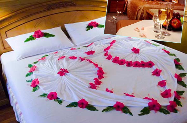 Подготовка к брачной ночи