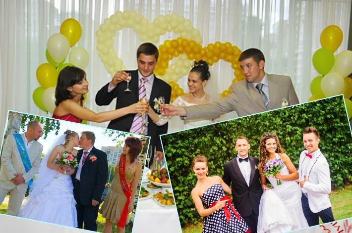 Роли свидетелей на свадьбе