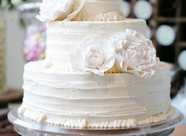 как сделать торт на свадьбу самому