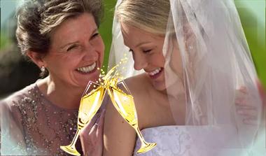 Тост мамы на свадьбе дочери