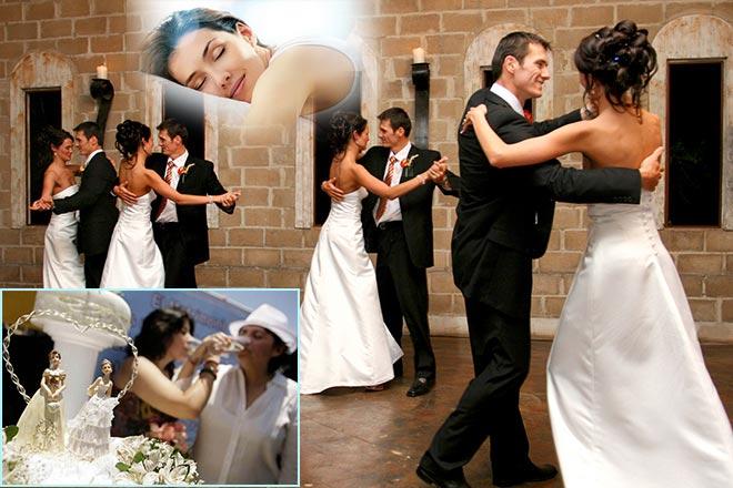 Участие в события чужой свадьбы во сне