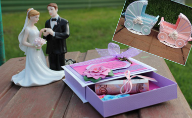 Что дарят на свадьбу?