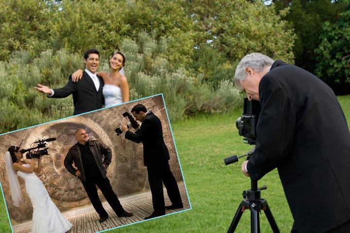 Экономия на фотографе для свадьбы