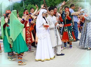 Церемония армянской свадьбы