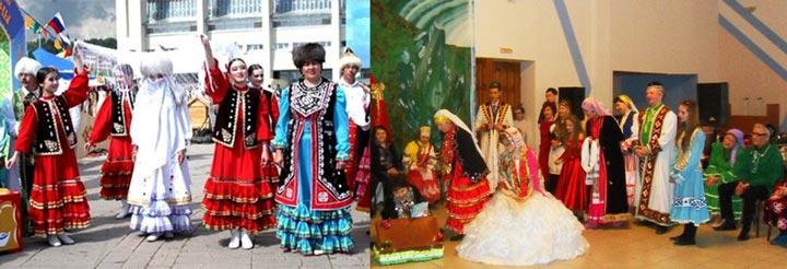 Малая свадьба у башкир