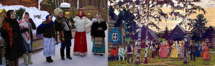 Обряды выкупа невесты на Руси