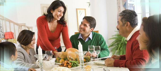 Семейный праздник с родителями