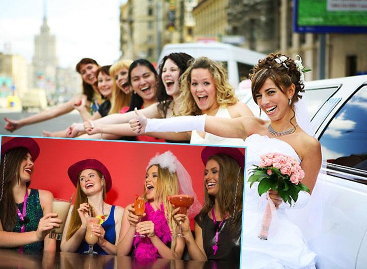Идеи для проведения девичника весело