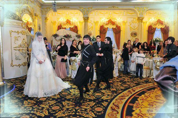 Чеченский обычай сватовтсва