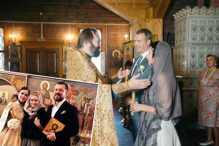 Старорусское венчание