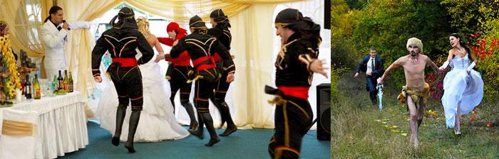 Традиция похищения невесты