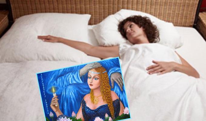 Одинокая женщина и венец безбрачия