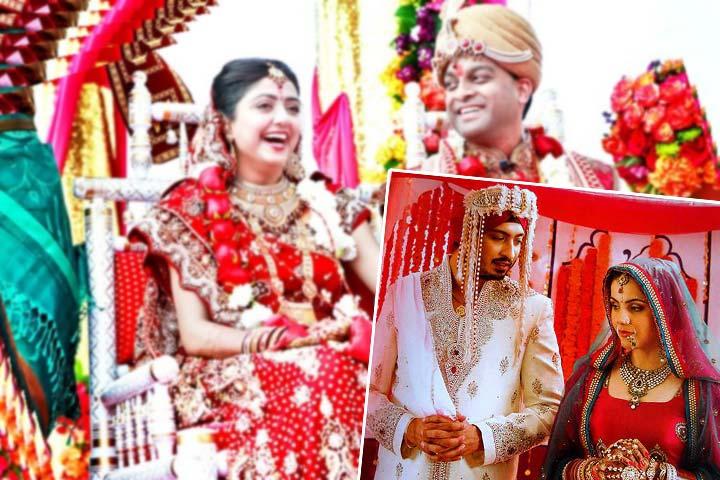 Индийский свадебный обряд