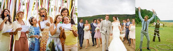 Свадьба и конкурсы без тамады