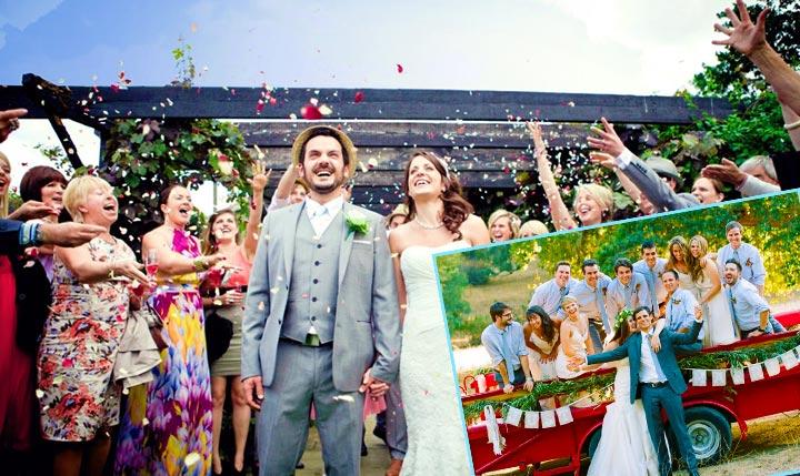 Планирование сценария и конкурсов на свадьбу