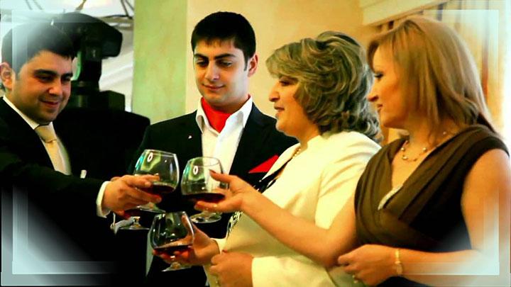 Празднование помолвки армянами