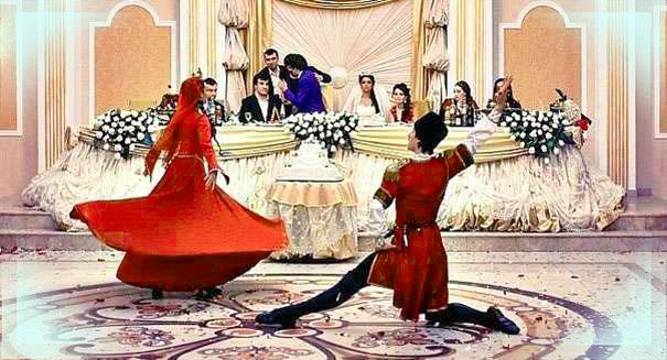 Празднование сватовства