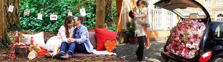 Летний пикник и прдложение замуж