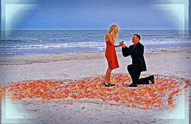 Пара и преложение замужества