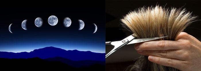 Фазы луны и стрижка волос