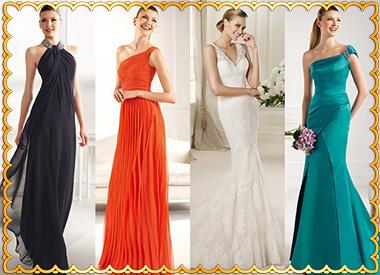 Цвет платья на свадьбу