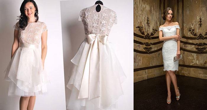 Свадбеные платья легкие