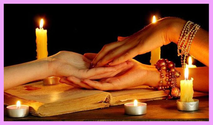 Гадания со свечами