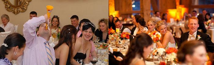 Конкурсы за столом на свадьбе