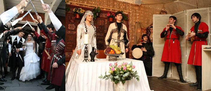 Кавказкие свадьбы
