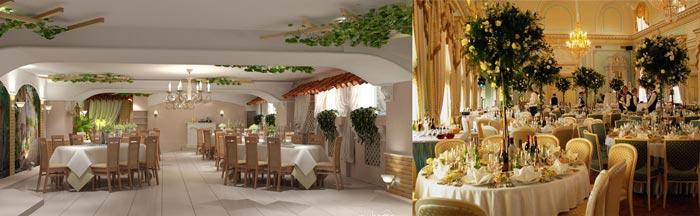 Декор итальянской свадьбы