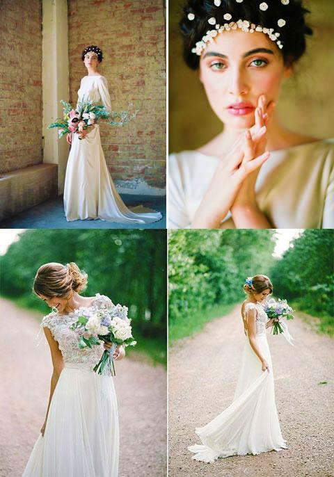 Наряды невесты