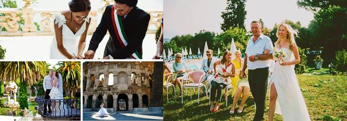 наряды на итальянской свадьбе