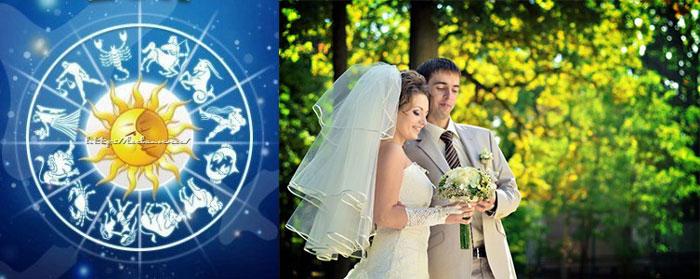 Благоприятные дни свадьбы по астрлогии