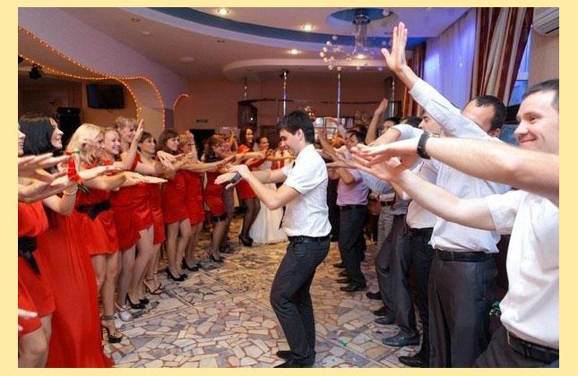 Танцевальный конкурс