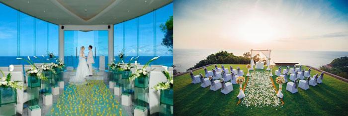 Выбор места свадьбы