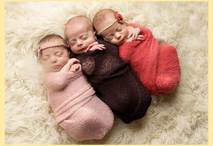 Три младенца