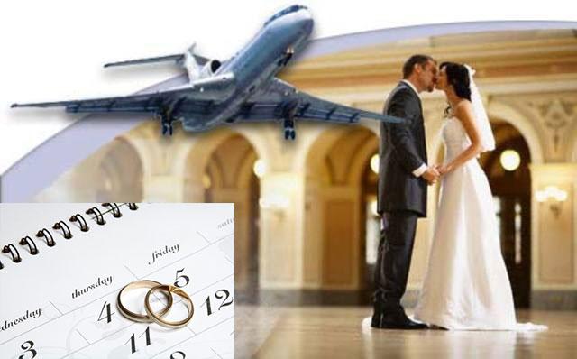 Выбор даты и подготовка свадьбы