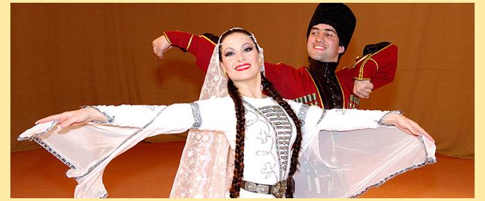 Лезгинка - свадебный танец
