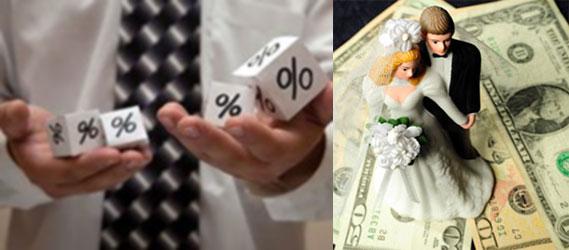 Проценты и кредит на свадьбу
