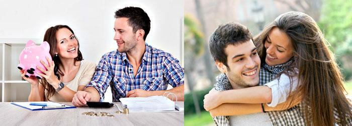 Интересы при выборе мужа
