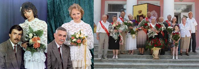 Фотоссессия свадьбы