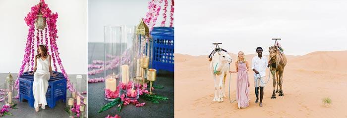 Атрибуты марокканской свадьбы