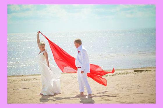 Наряды для свадьбы в стиле алые паруса