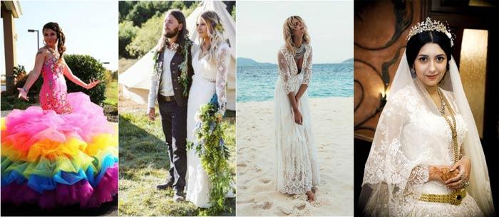 Наряды в цыганском стиле жениха и невесты
